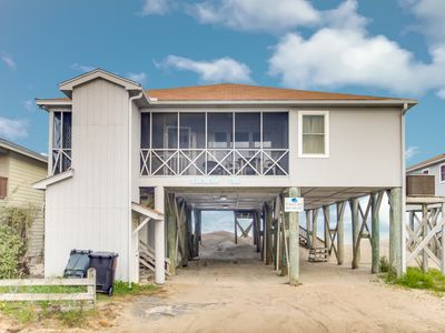 Photo for OCEANFRONT SOUTH PAWLEYS 5Br home with creekdock great location