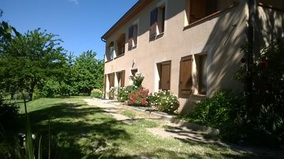 Photo for 2BR Apartment Vacation Rental in st etienne les orgues