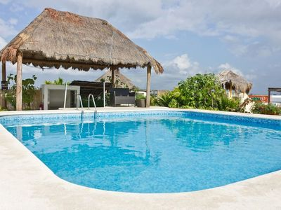 Photo for GORGEOUS 2 BEDROOM CONDO IN PLAYA DEL CARMEN