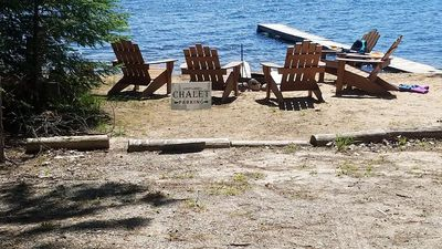 Photo for LOST LAKE CHALET (Hawks, MI): Just listed! Summer fun awaits!