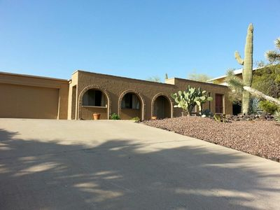 Photo for Centrally located, family/pet friendly, pool, hiking, great views