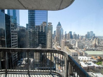 Photo for Spacious 2 Bedroom Apartment steps away from Columbus Circle