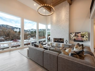 Photo for Frostwood Gondola Retreat | Located on Canyons Golf Course | Hot Tub | Concierge
