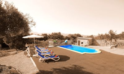 Photo for 224 Llubí  Mallorca - Country house for 4 people in Llubi