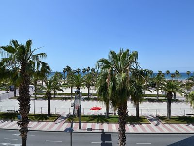 Photo for PASEO DE SALOU FOR 10 PEOPLE, VIEWS TO THE BEACH 4