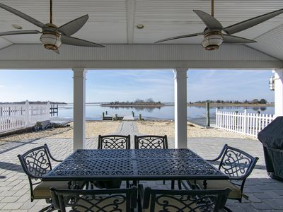 Photo for Bay Front Home in Ortley Beach
