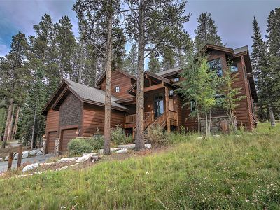 Photo for Luxury House near Peak 8 - 4BR + 3.5 Bath W/ Private Hot Tub - .5 Mile From Lift