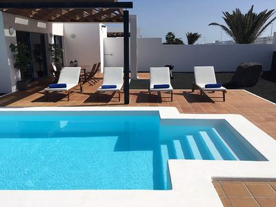 Photo for Bellavista A8 with private heated pool, air conditioning, wifi, etc ...