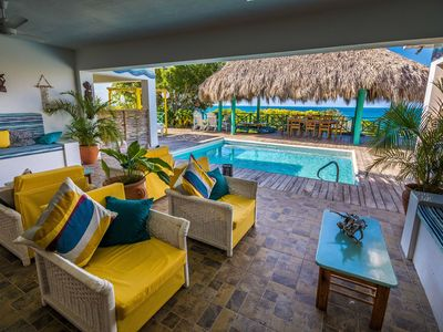 Photo for The Cool Modern Designed La Sirena Offers You Lots Of Space And Fabulous Views.