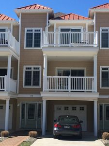 Photo for Wildwood Crest Beach Block Townhouse- Weekly Rental