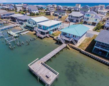Photo for Mermaid Cottage: 3 BR / 1 BA house in Topsail Beach, Sleeps 6