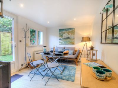 Photo for Vacation home Les Petits Poissons in Dinard - 4 persons, 2 bedrooms