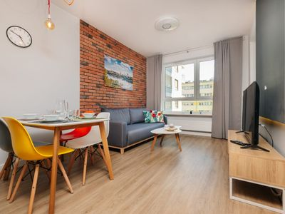 Photo for 2BR Apartment Vacation Rental in Warszawa