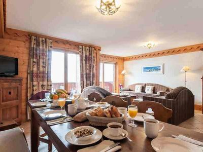 Photo for Residence Pierre & Vacances Premium Les Fermes de Meribel - 3-Room Apartment 6 People Superior