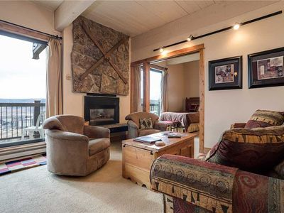 Photo for CA313 by Mountain Resorts: Updated Condo with Stunning Views! Pool/Hot Tub!