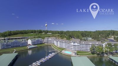 Photo for Parkview Bay Walk-in Level Condominium - Overlooks Pool, near Mall, Free Wi-Fi