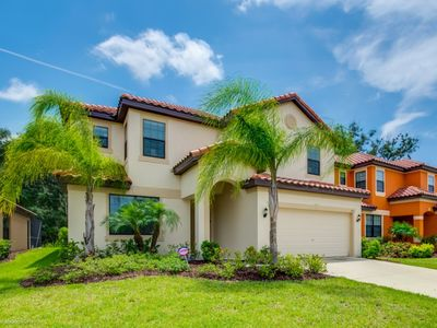 Photo for Stunning Showcase 7 Bed 6 Bath Property with Spa and Pool