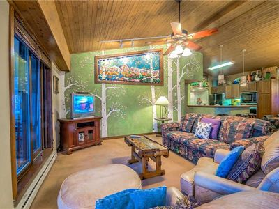 Photo for Highly rated Steamboat condo - Close to Hiking/Biking Trails w/ Hot Tub.