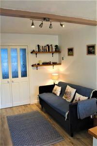 Photo for Ladybird Cottage, Dog Friendly Yorkshire Worlds, Countryside and Coast