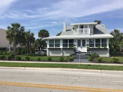 Photo for Wonderful Private 1924 fully remodeled house across from Boca Ciaga Bay