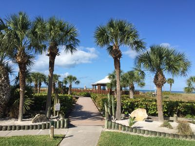 Photo for SIESTA DUNES 1-406 LUXURY CONDO WITH A GREAT VIEW!