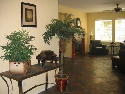 Foyer/Living Room