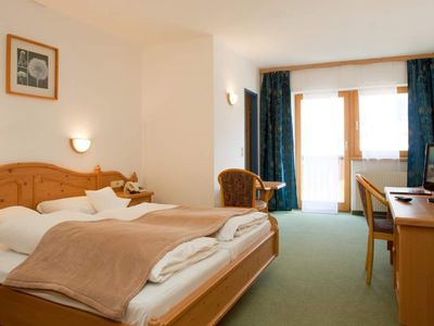 Photo for Double Room - Hotel Alpengarten