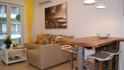 Photo for Brand new, modern luxury apartment with sea view