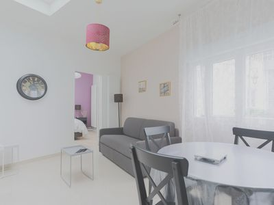 Photo for Homerez last minute deal - Nice apt in Paris and Wifi