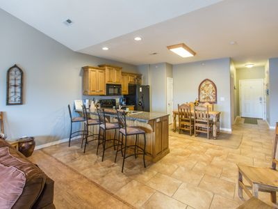 Photo for Luxury 3 Bedroom Condo on the Lake #229041