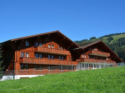 Photo for Apartment Anne (1. Stock)  in Schönried, Bernese Oberland - 12 persons, 6 bedrooms