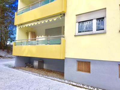 Photo for Jägerhaus Bad-Dürrheim, house thermal bath in Bad Dürrheim, apartment 100sqm