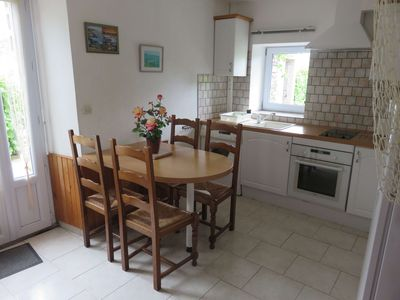 Photo for 1BR Apartment Vacation Rental in Cancale, Bretagne