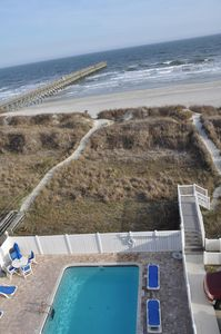 Photo for Beautiful Oceanfront 3 BR/3 BA-Linen provided.
