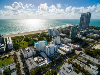 Incredible Ocean Views! Luxury 2BD in Heart of South Beach & Steps to the Sand!