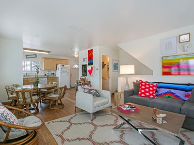 Photo for Private 2BR Condo Just 2 Blocks to Imperial Beach, Walk to Restaurants