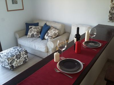 Photo for Modern apartment 50 meters from Playa honda beach, free Wi-Fi,