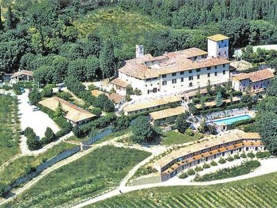 Photo for Country estate Castiglionchio, Rignano Sul Arno  in Um Florenz - 8 persons, 3 bedrooms