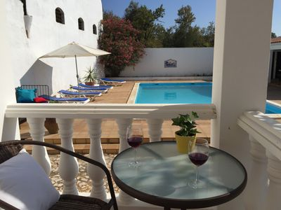 Photo for Traditional Farmhouse in Algarve - privacy and good location