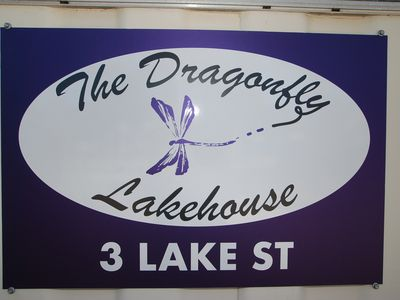 Photo for Dragonfly Lake House – offers a relaxing holiday with postcard views.