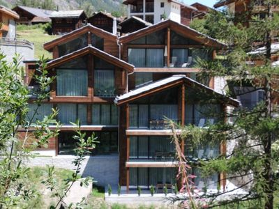Photo for Holiday apartment Zermatt for 2 - 6 persons with 2 bedrooms - Holiday apartment
