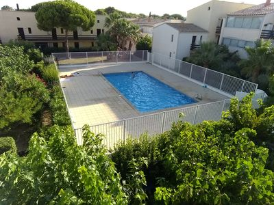 Photo for Residence (Summer) Cap d'Agde. Border at the naturist camp.