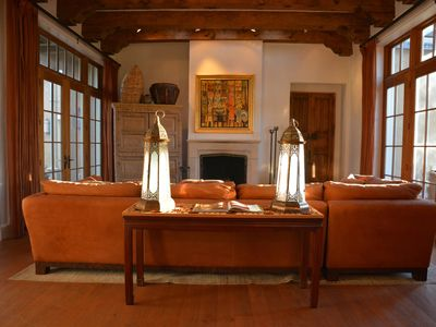 Photo for 7 Fireplaces & 7 French Doors