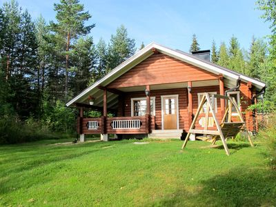 Photo for Vacation home C-Mökki  in Joutsa, Finland - 6 persons, 2 bedrooms