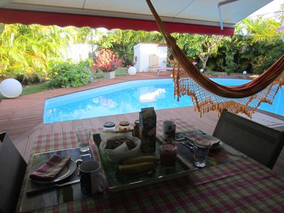 Photo for 1BR Guest House/pension Vacation Rental in SAINT FRANCOIS