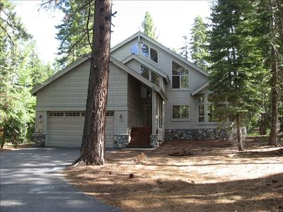 Photo for Family Home Tucked up in the Hills of Tahoe Donner