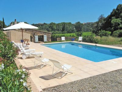 Photo for Vacation home La Bergerie des Vignes (AGY130) in Agay - 8 persons, 4 bedrooms