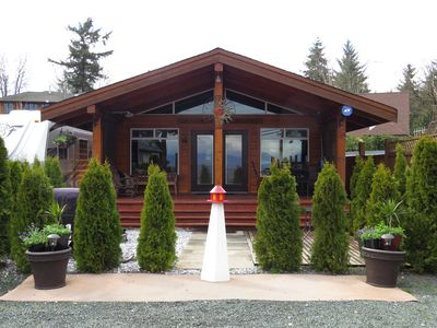 Photo for 1BR Cabin Vacation Rental in Campbell River, BC