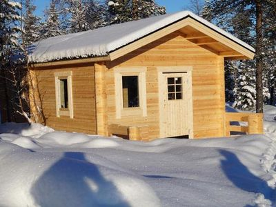 Photo for Holiday house Arvidsjaur for 2 - 4 people with 1 bedroom - Holiday home