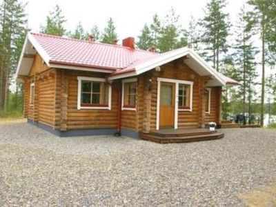 Photo for Vacation home Karhu cottage in Joensuu - 6 persons, 2 bedrooms